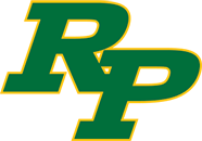 RP logo for Rex Putnam High School, Milwaukie, Oregon